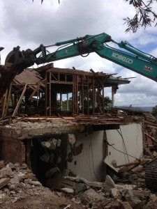 Demolition Mosman